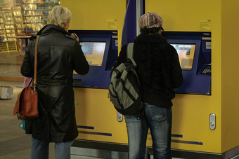 Rail ticketing systems